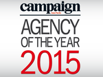 2015 Agency of the Year Awards