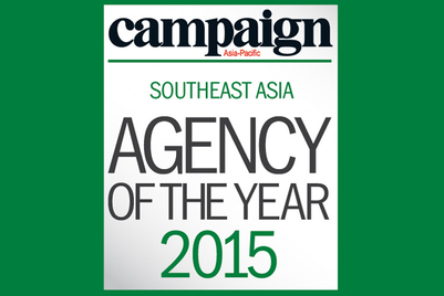 Agency of the Year 2015 shortlist: Southeast Asia