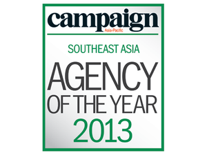 2013 Agency of the Year winners: Southeast Asia