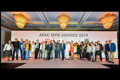 2019 APAC Effie winners