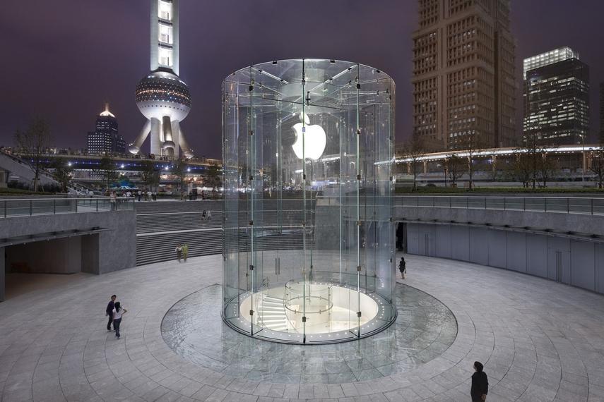 苹果成为男士和女士最青睐的送礼品牌