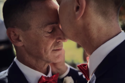 Apple celebrates marriage equality with...an overly white wedding?