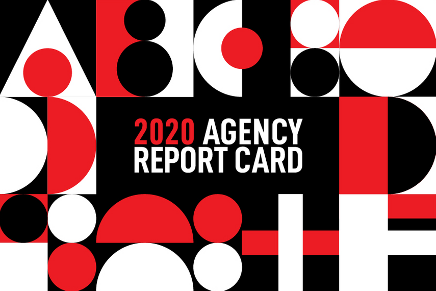 Campaign独家内容:Agency Report Cards 2020正式发布