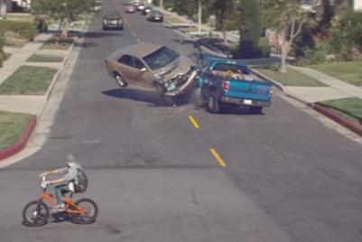 Campaign Viral Chart: AT&T car crash ad takes top spot