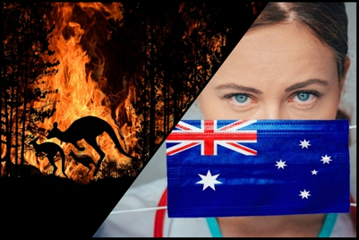 Not a g'day, mate: Australian digital adspend growth singed by wildfires, pandemic