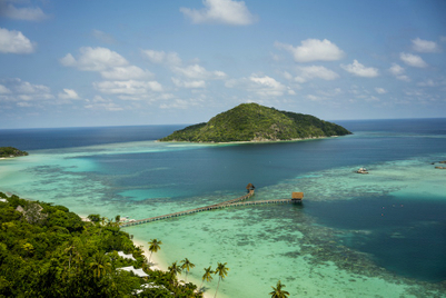 W Asia wins Bawah Private Island brief