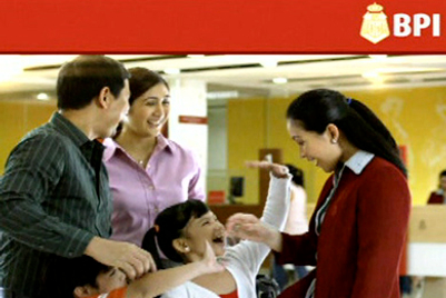 Bank of Philippine Islands launches 'Let's make it easy' campaign