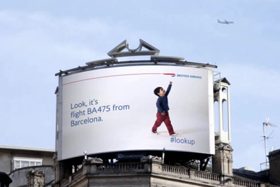 My campaign: The making of British Airways 'The magic of flying'