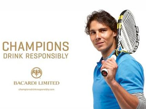 Nadal replaces Schumacher as Bacardi ambassador