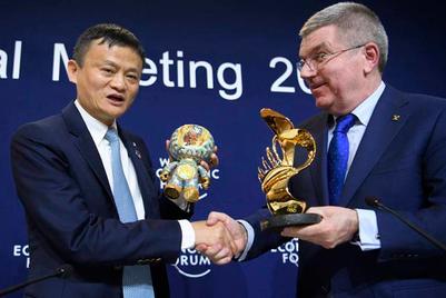 Alibaba to sponsor Olympics until 2028