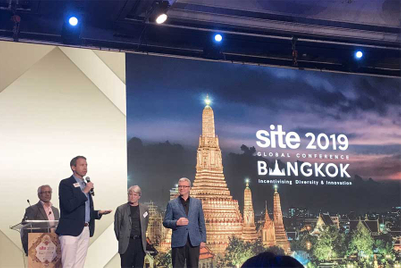 SITE announces 'Bangkok Manifesto' at global conference