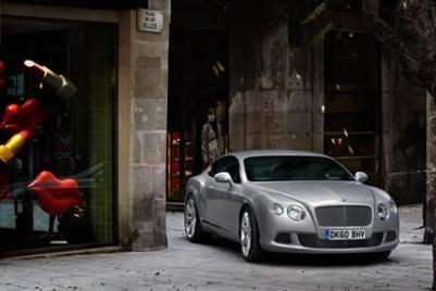 PHD scoops Bentley's global media account