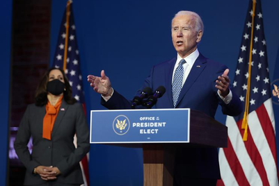 Will Joe Biden's win help improve public trust in the media?