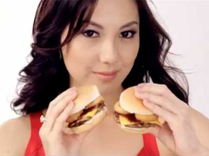 UPDATE: Burger King's Shots TVC bows to 'what women want'