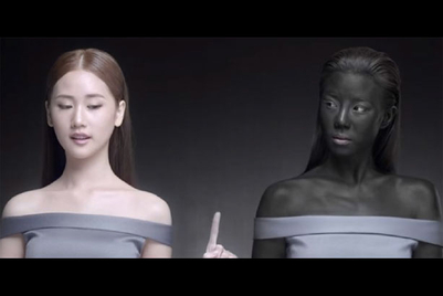 Thailand whitening ad raises ire, then disappears