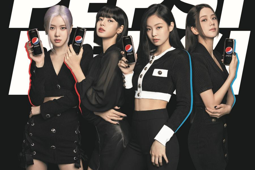 Pepsi expands K-pop investment, appoints Blackpink as APAC brand ambassador