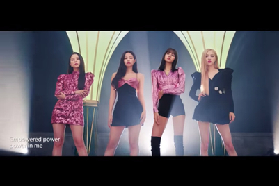 KBank ad with Blackpink is all about empowerment, but also sexy poses