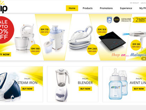 Philips adds to e-commerce push with Malaysia store, BlipMy.com