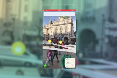 Blippar launches AR City app