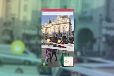 Blippar launches AR City app