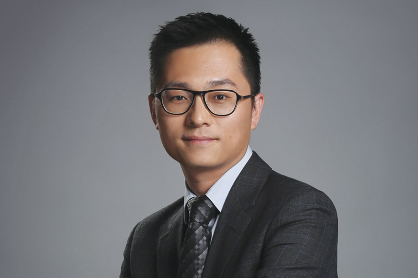 Wealth of experience: Richard Jiao has observed the evolving marketing landscape for over a decade.
