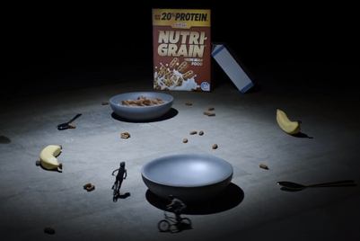 BMX champ Caroline Buchanan navigates breakfast obstacles