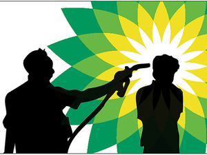Is BP's 'Beyond Petroleum' image beyond repair?