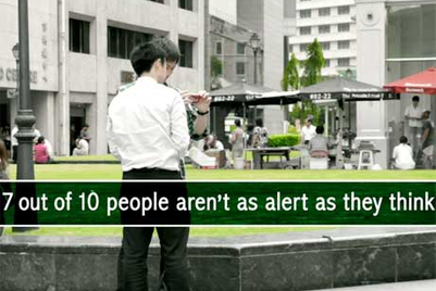 Y&R Singapore sheds light on 'change blindness' in Brand's campaign
