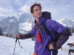 Swiss-Brit adventurer emulates Marco Polo's footsteps in Hangzhou