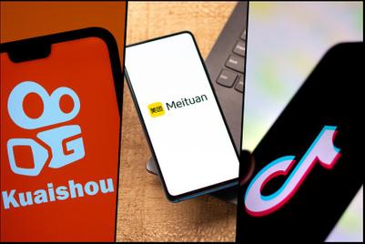 BrandZ China: Tencent overtakes Alibaba; Kuaishou, Meituan and Douyin surge