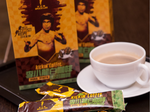 What would Bruce Lee drink? Punchin' Milk Tea or Kickin' Coffee