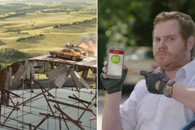 Captain Risky versus Neil and Gaz: A tale of two insurance campaigns