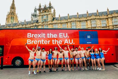 Budgy Smuggler masterfully trolls UK over Brexit