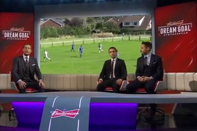 Budweiser puts amateur footballers' 'dream goals' on TV