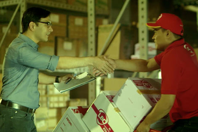 LBC Express rebranding highlights the emotional side of logistics