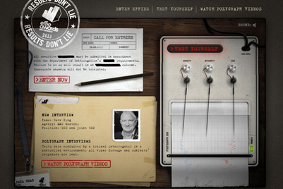 Is there truth in advertising? 'Results don't lie' in polygraph probe for NZ Effies