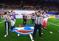 A branding blitz? China picks up American football