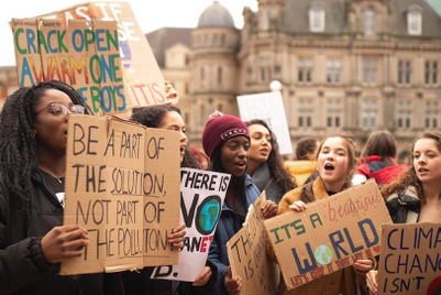 Millennials are optimistic about brand values and activism. Gen Z is not