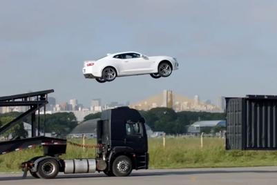 More ads should have death-defying stunts