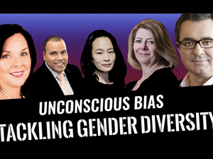 Unconscious bias: Tackling gender equality