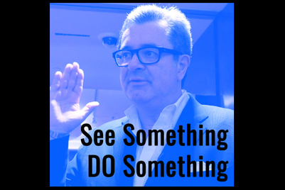 Campaign360 video: See something, do something
