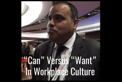 Campaign360 video: Can versus want in the workplace