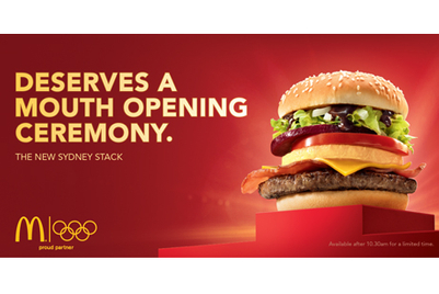 McDonald's and DDB wrap up Olympic-themed campaign with 'Beijing' burger