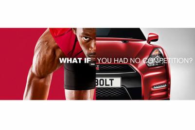 Usain Bolt headlines Nissan's new global campaign