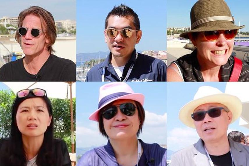 Cannes2015独家: 听听来自中国的戛纳评委怎么说