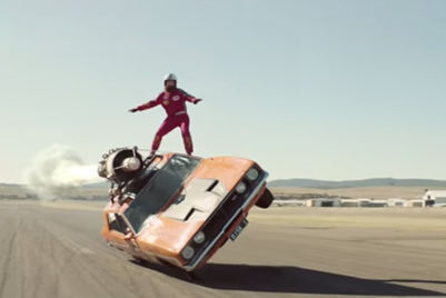Captain Risky should talk less, nearly die more