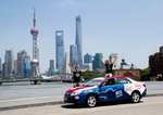 Dutch duo to drive from Shanghai to Rotterdam using only Chinese brands