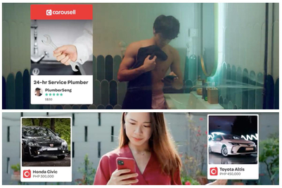 Carousell wants you to know it has 'every kinda thing'
