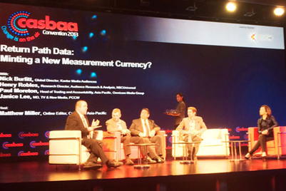 Return-path data may fill gaps in pay-TV audience measurement: CASBAA Convention