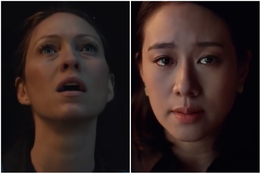 L-R: Christie's (2017), Cathay Pacific (2019)